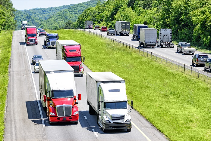 trucker habits